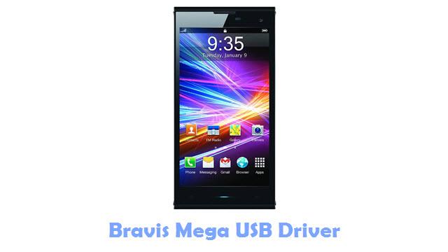 Bravis Mega USB Driver