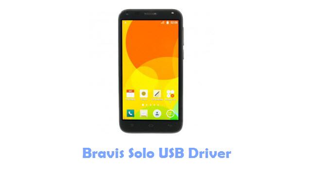 Bravis Solo USB Driver