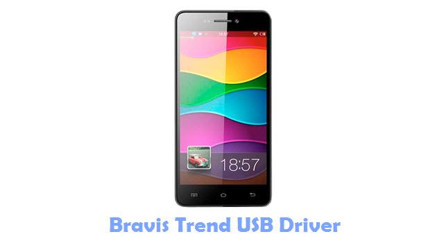 Bravis Trend USB Driver