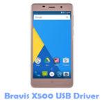 Bravis X500 USB Driver