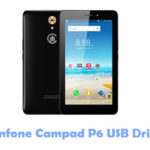 Download Camfone Campad P6 USB Driver