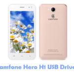 Download Camfone Hero H1 USB Driver