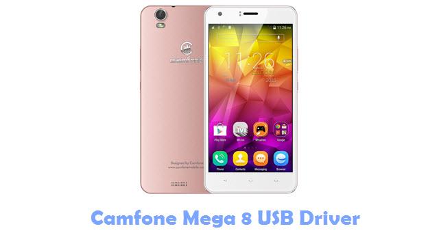 Camfone Mega 8 USB Driver