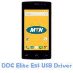 Download DDC Elite E5S USB Driver