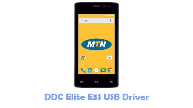 DDC Elite E5S USB Driver