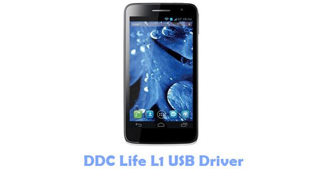 DDC Life L1 USB Driver