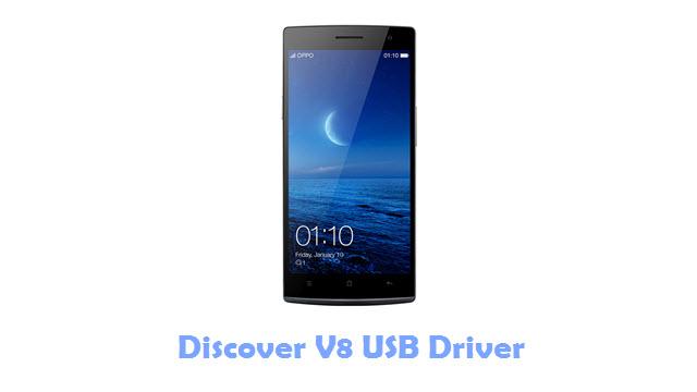 Download Discover V8 USB Driver
