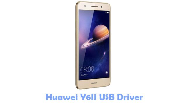 Download Huawei Y6II USB Driver