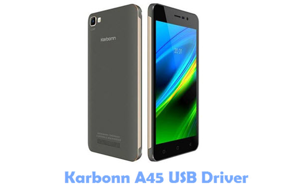 Karbonn A45 USB Driver