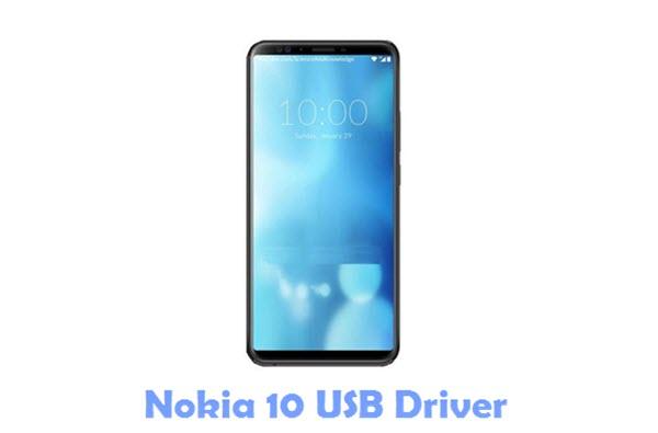 Nokia 10 USB Driver