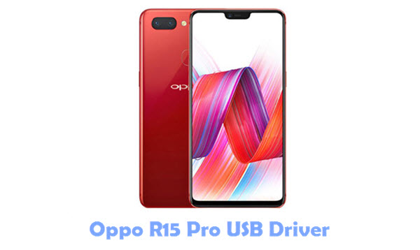 Download Oppo R15 Pro USB Driver