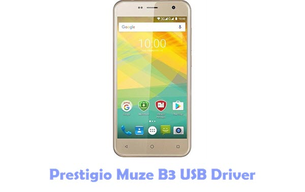 Download Prestigio Muze B3 USB Driver