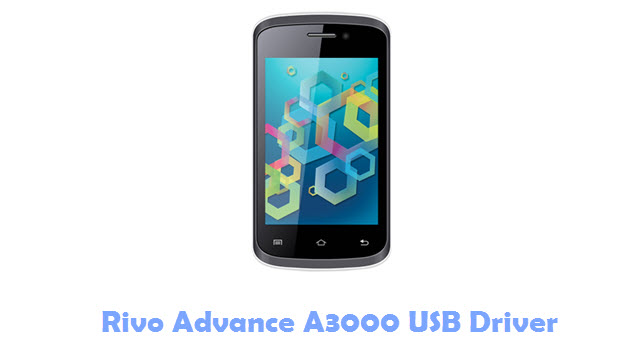Rivo Advance A3000 USB Driver