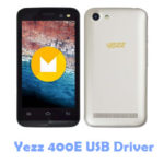 Yezz 400E USB Driver