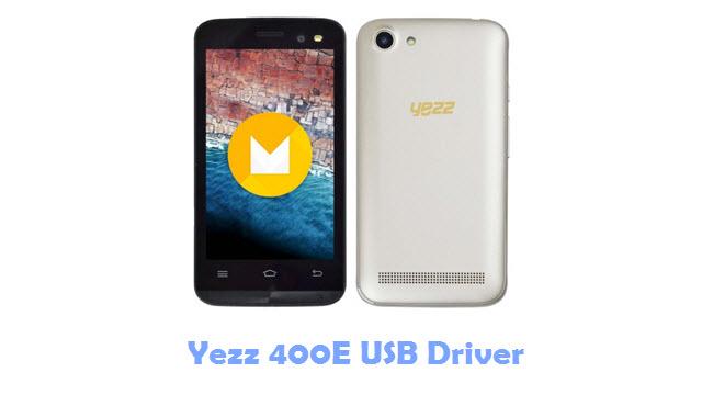 Download Yezz 400E USB Driver