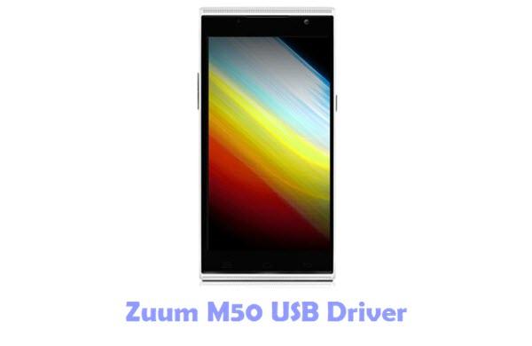 Zuum M50 USB Driver