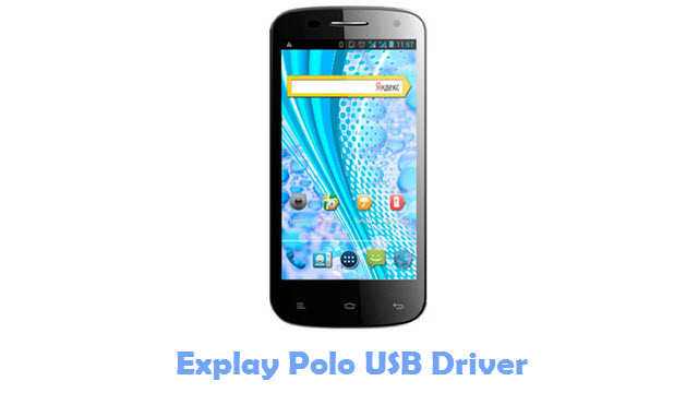 Explay Polo USB Driver
