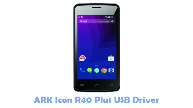 ARK Icon R40 Plus USB Driver