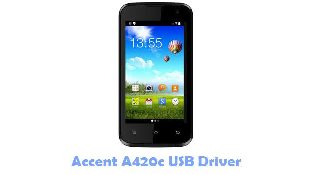Accent A420c USB Driver