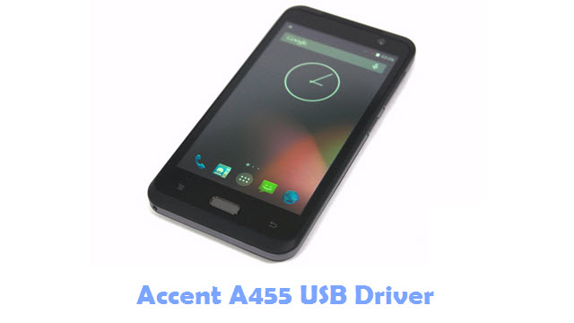 Download Accent A455 USB Driver