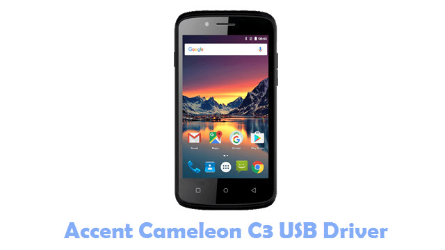Accent Cameleon C3 USB Driver