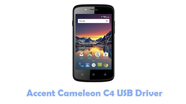Accent Cameleon C4 USB Driver