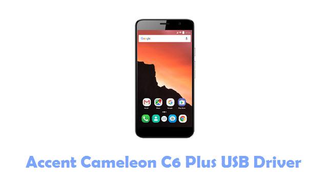 Accent Cameleon C6 Plus USB Driver