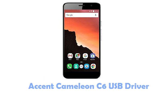 Download Accent Cameleon C6 USB Driver