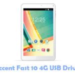 Accent Fast 10 4G USB Driver