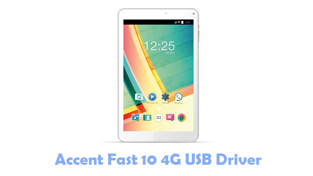 Accent Fast 10 4G USB Driver