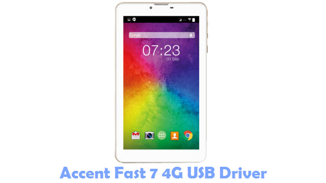 Accent Fast 7 4G USB Driver
