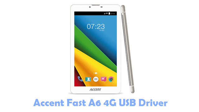 Accent Fast A6 4G USB Driver