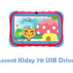 Download Accent Kidzy 70 USB Driver