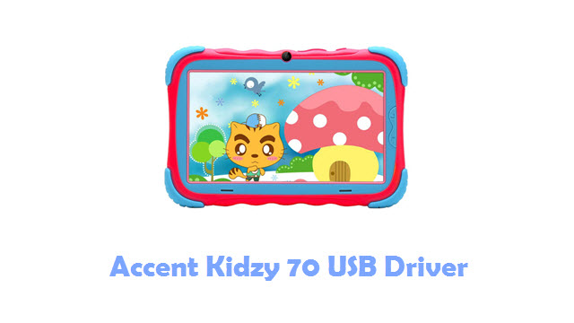 Accent Kidzy 70 USB Driver