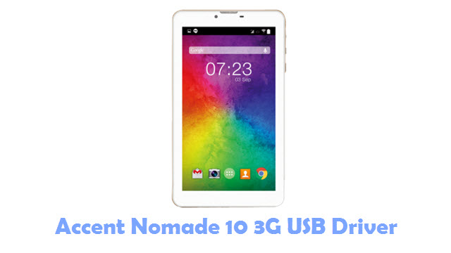 Accent Nomade 10 3G USB Driver