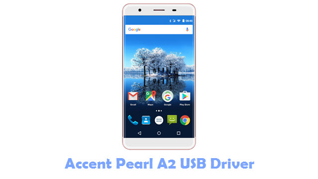 Download Accent Pearl A2 USB Driver