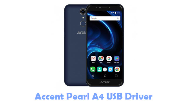 Accent Pearl A4 USB Driver