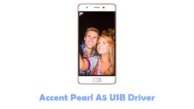 Accent Pearl A5 USB Driver