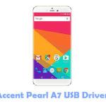 Download Accent Pearl A7 USB Driver