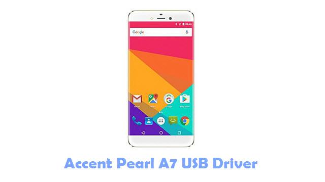 Accent Pearl A7 USB Driver