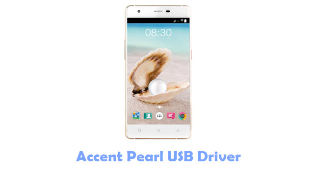 Accent Pearl USB Driver