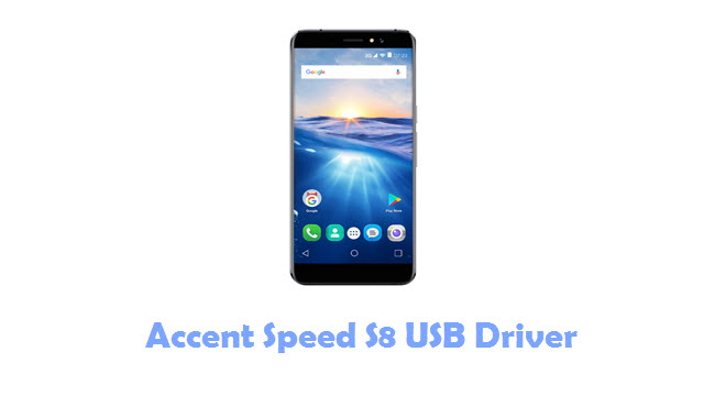 Accent Speed S8 USB Driver