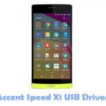 Download Accent Speed X1 USB Driver