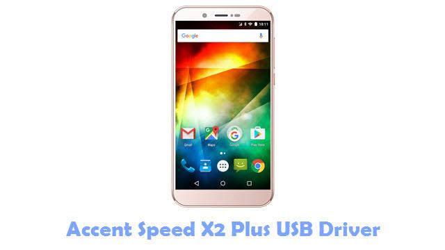 Accent Speed X2 Plus USB Driver