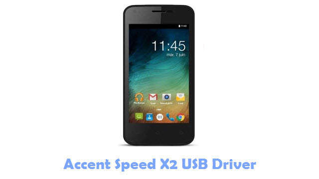 Download Accent Speed X2 USB Driver