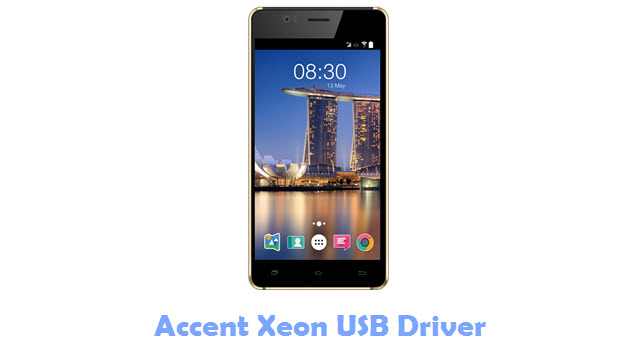 Accent Xeon USB Driver
