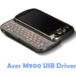 Download Acer M900 USB Driver