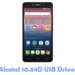 Alcatel 10.54D USB Driver