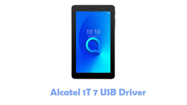 Alcatel 1T 7 USB Driver