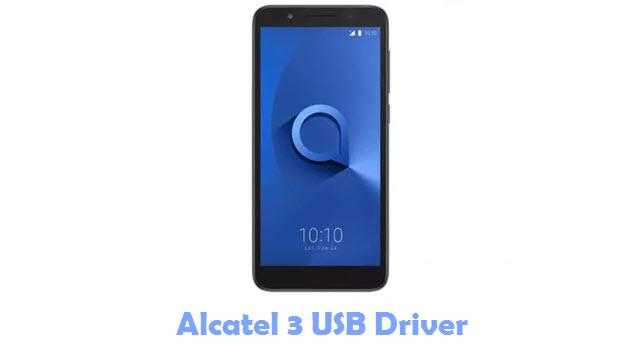 Download Alcatel 3 USB Driver